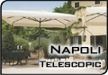 Зонт Napoli telescopic